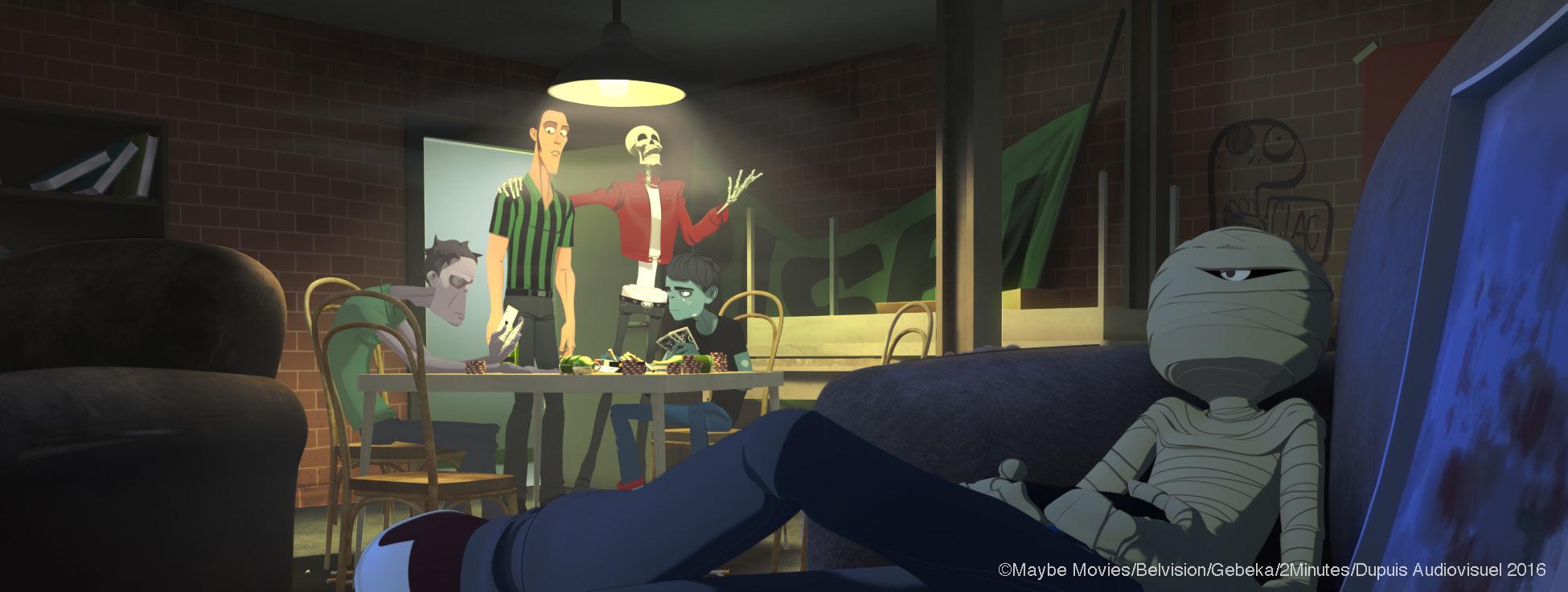 Studio d'animation